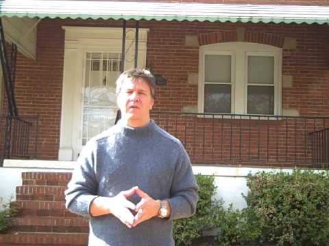 Rent-To-Own Homes, 5002 Edgar Terrace , Baltimore MD 21214 3Bd/1.25Ba Brick Semi-Detached