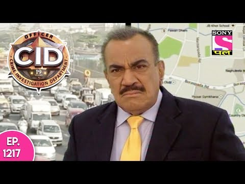 CID - सी आ डी - Episode 1217 - 2nd November, 2017 thumbnail
