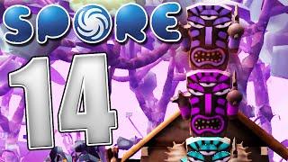 """Spore - Episode #14 - """"ICH BIN DER KÖNIG UNSERER WELT!"""""""