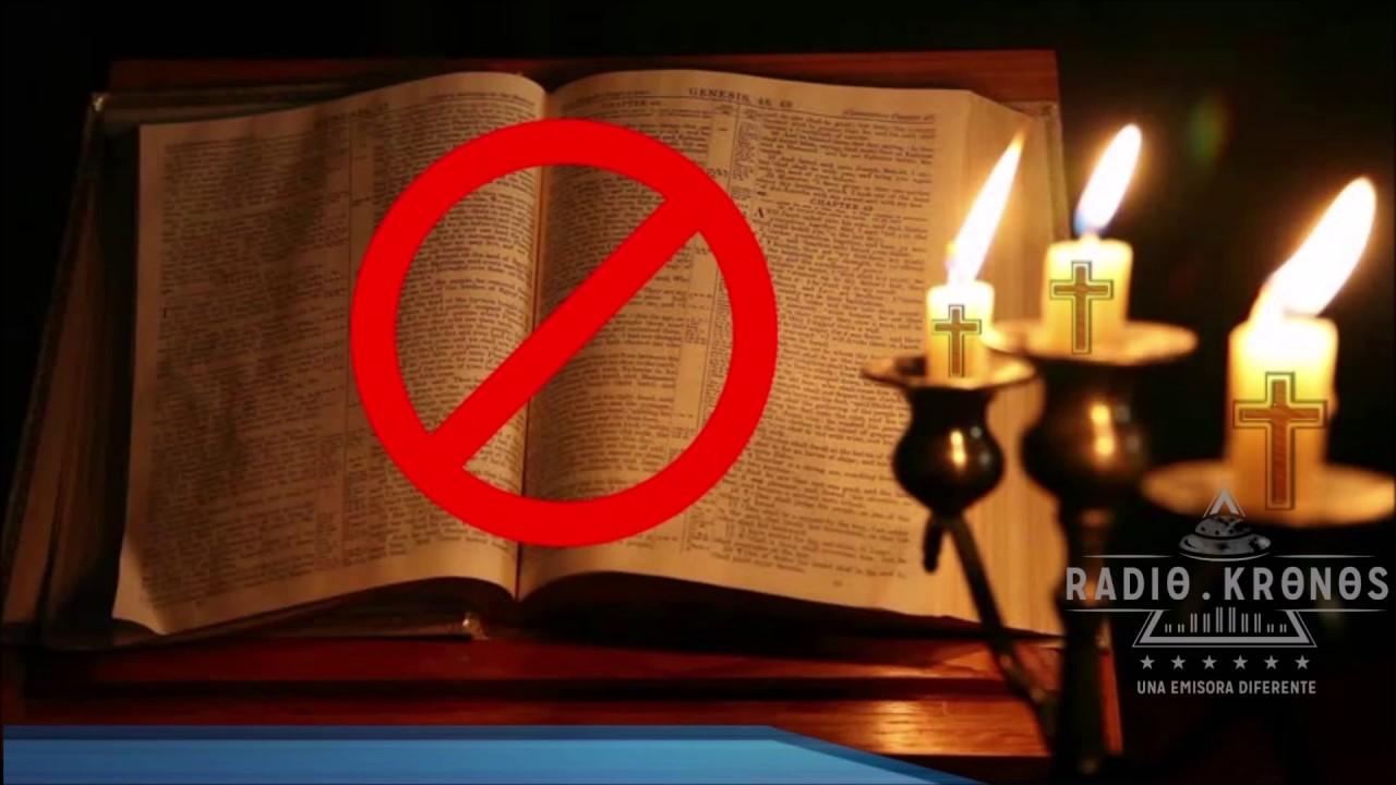 Letrero De Open: LAS PEORES MENTIRAS DE LA BIBLIA