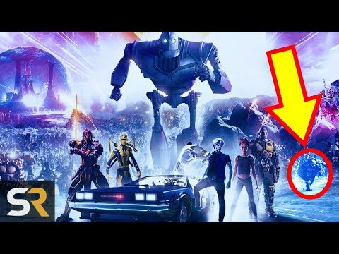 15 Ready Player One Easter Eggs And References You Totally Missed