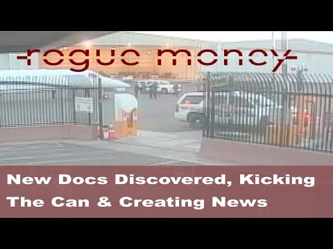 Rogue Mornings - New Docs Discovered, Kicking The Can & Creating News (11/29/17)