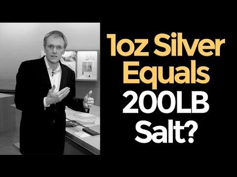 Silver: 1oz = 200lb Salt? Hidden Secrets Of Money Bonus Feature