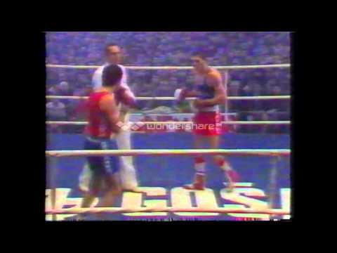 52/BH BOKS RAMIZ ALJIĆ Srba Marić 1986 godina
