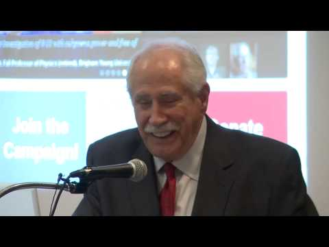 The Toronto Hearings on 9/11 Uncut - Mike Gravel