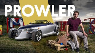 Как на вкладышах Turbo: серийный хот-род Plymouth Prowler (история и тест)