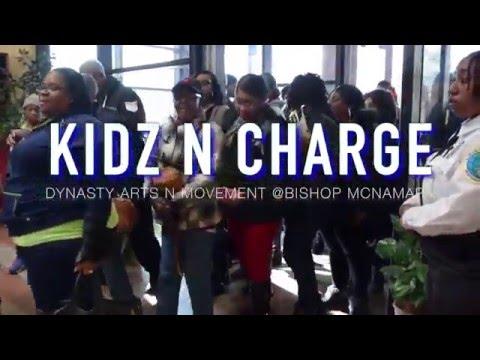 KIDZ N CHARGE live @ Bishop McNamara High School