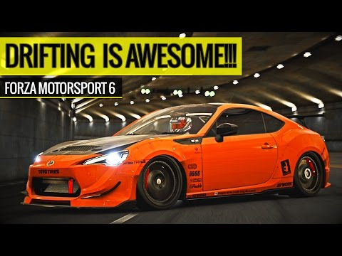 Drifting Is Awesome - Forza Motorsport 6 - Toyota GT86 Rocket Bunny