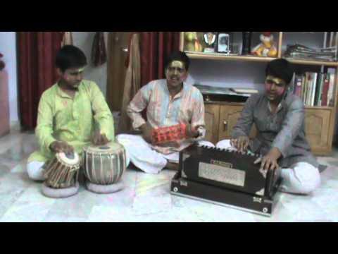 Bhojpuri 'Holi Folk Song'- 4,Jharkhand-Bihar (India) by Pratyay 'Babua Mandli'