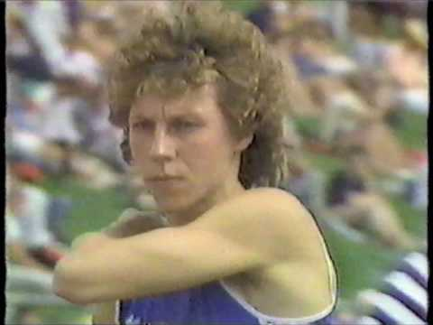 1985 IAAF World Cup of Track and Field   Day 1