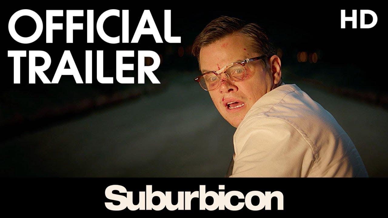 Download SUBURBICON | Official Trailer #2 | 2017 [HD]