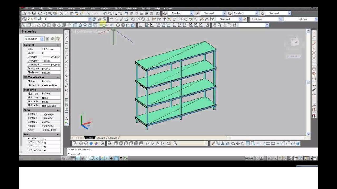 Autocad 2012 tutorial
