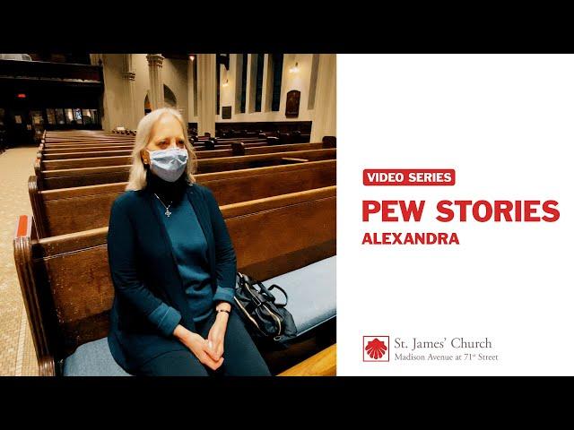 Pew Stories: Alexandra