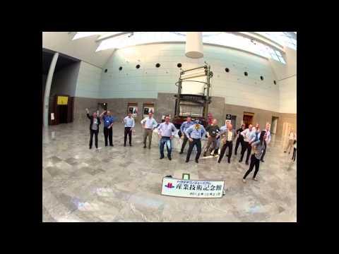 Gangnam style in Nagoya