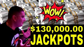 $130,000 Handpay Jackpots On Slot Machines 2020 - Lighting Link | Dragon Link | Lock It Link & More