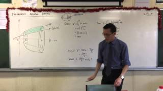 Difference between Volumes (1 of 2: Method to finding the difference between volumes)