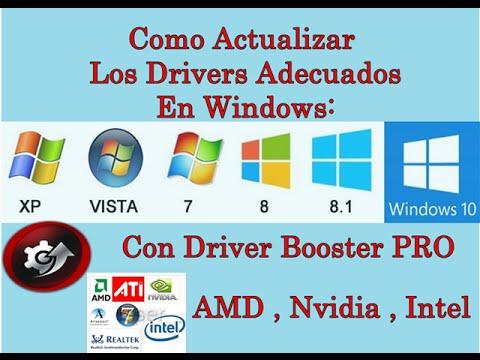 Actualizar drivers de PC gratis | Driver Booster Free | IObit