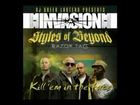 Styles of Beyond - Kill 'em In The Face