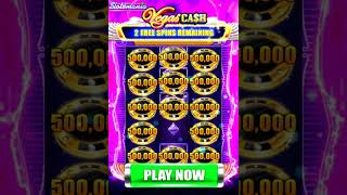 Slotomania Slot Machines - Vegas Cash V2