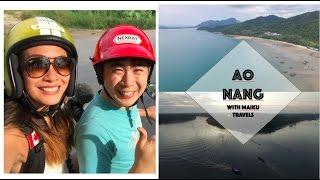 A crazy one day adventure | Ao Nang, Krabi
