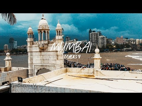 Mumbai cinematic vlog 1| travel video | The Creative Voyage