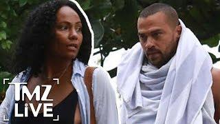Jesse Williams  New Girlfriend Revealed? | TMZ Live
