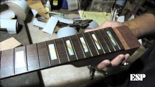 ESP Guitars: Japan Factory Tour feat. 2015 Exhibition Limited -ESP 40th Anniversary-