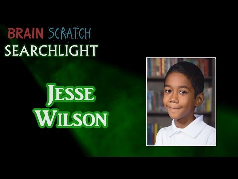 Jessie Wilson on BrainScratch Searchlight