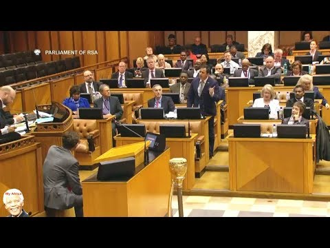 Best Comedy Show On Earth Part 2 - South Africa Parliament