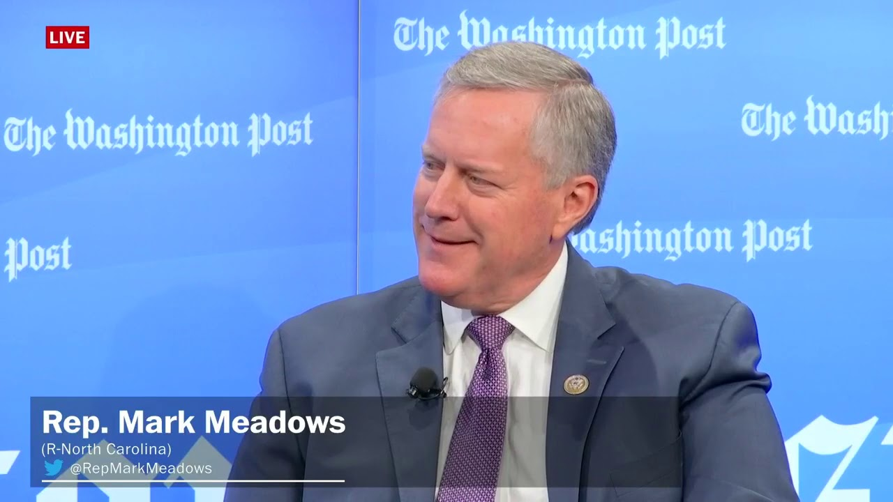 Mark Meadows: Top Trump ally in Congress not running for ...