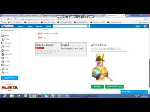 HOW TO BECOME AN ADMIN IN ROBLOX WORKING OCTOBER 2016 v2