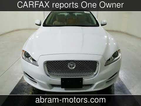 2013 Jaguar XJ   LEASE RETURN   Used Cars   Murrieta,CA   2017 11 04