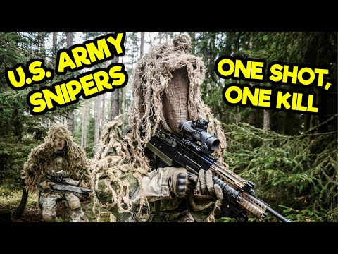 US ARMY SNIPERS 2020