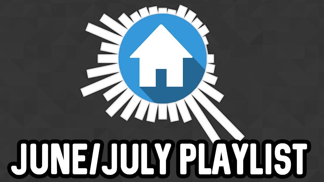 June July Music Playlist 2017 Youtube
