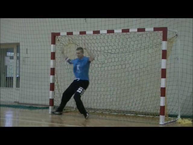 Szkolenie bramkarzy w OSPR Elbląg