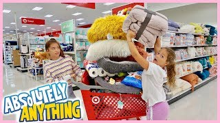Anything you FIT IN THE CAR , I'll buy it CHALLENGE | SISTER FOREVER Video