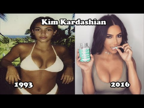 Keeping Up with the Kardashians - Before and After 2016