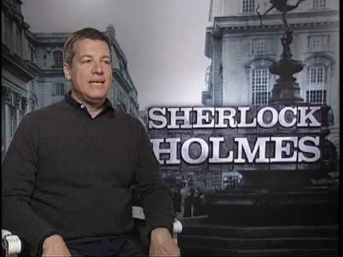 Tribute Interview with Lionel Wigram 'Sherlock Holmes'
