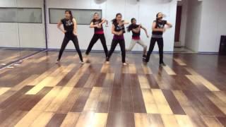 Bollywood choreography on ishq Tera tad pave..RSU dance company