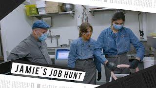 Jamie's Job Hunt (8): bij de slager met Céline Dept