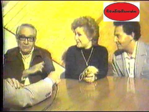 """El Doblaje Mexicano = Reportaje """"Héroes Anónimos del Doblaje"""" - 60 Minutos 1985"""
