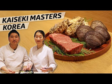 How Two Master Chefs Created a Kaiseki Menu in Seoul, Korea  — Omakase Korea