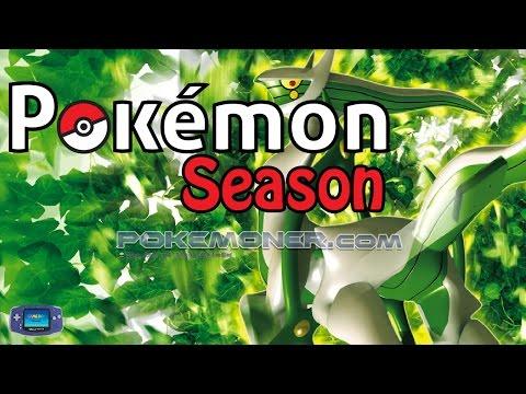 Pokemon Seasons - Gameplay
