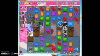 Candy Crush Level 1474 help w/audio tips, hints, tricks