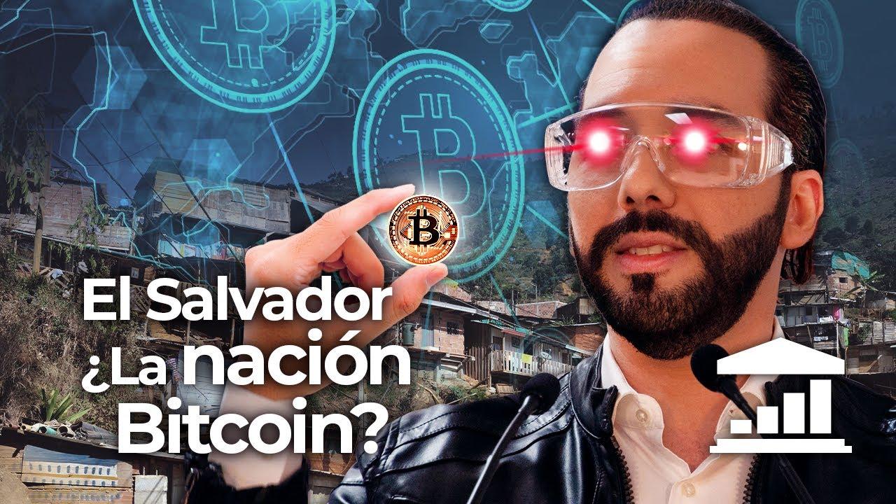 Operación Bitcoin en EL SALVADOR: la OTRA CARA - VisualPolitik