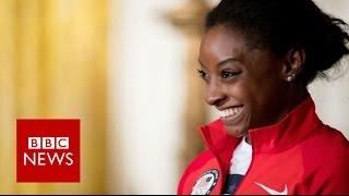 Simone Biles  'I'm the same crazy gymnast'   BBC News