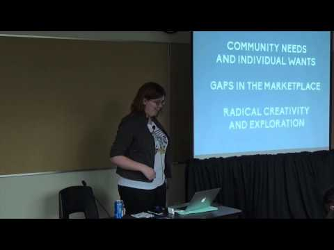 OSB2014 - Nancy McLaughlin - Forking Pop Culture and Remixing Code: Where Open Movements Intersect