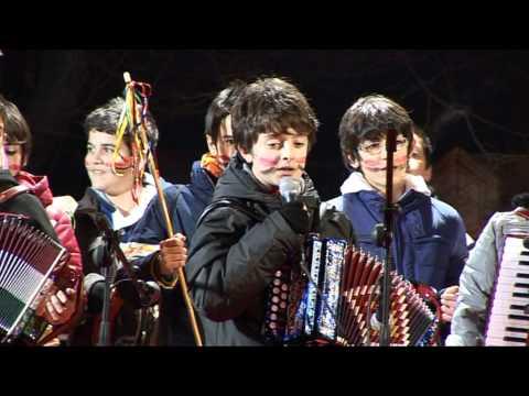 Gambatesa  maitunat - 1-1-2011 - squadra ragazzi -