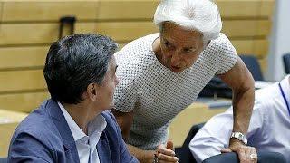 بدء اجتماع مجموعة اليورو لدراسة مقترحات اثينا   11-7-2015