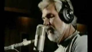Kenny Rogers Eyes That See in The Dark Barry Gibb Song o